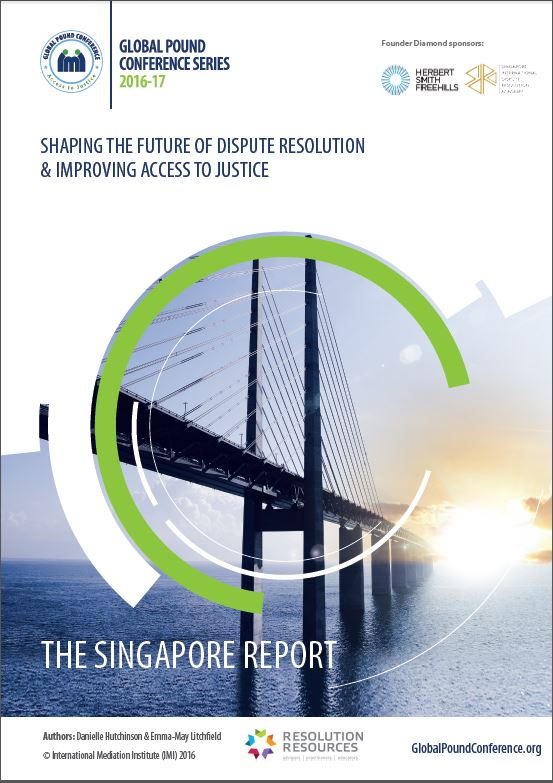 Cover Page The Singapore Report